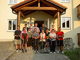 Nordic Walking-Schule